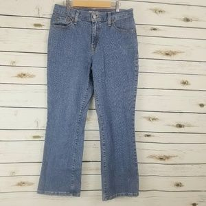 Levis Jeans 550 Womens 10S Short Relaxed Boot Cut